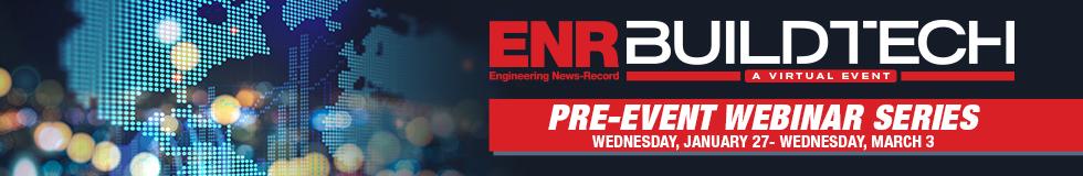 ENR BuildTech Pre-Event Webinar Series