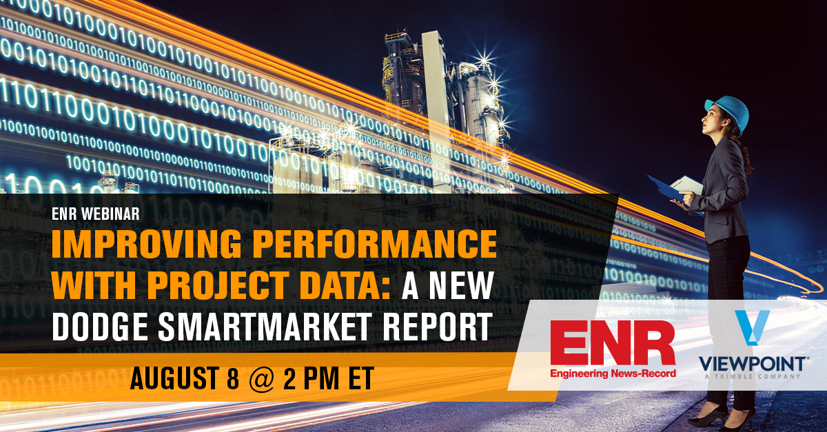Improving Performance with Project Data: A New Dodge SmartMarket Report