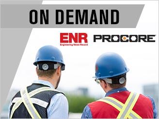Procore & ENR Webinar Series