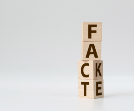 fact versus fake image